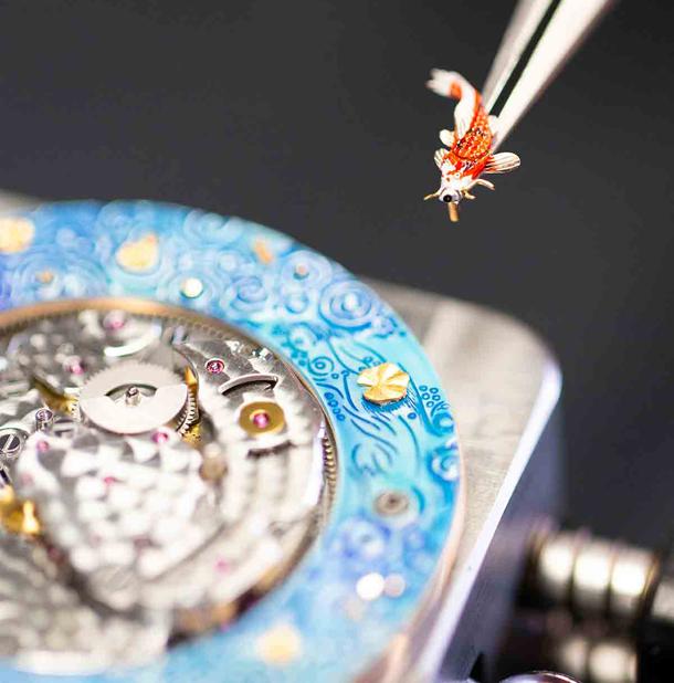 Jaquet-Droz-Magic-Lotus-Automaton-workshop-001