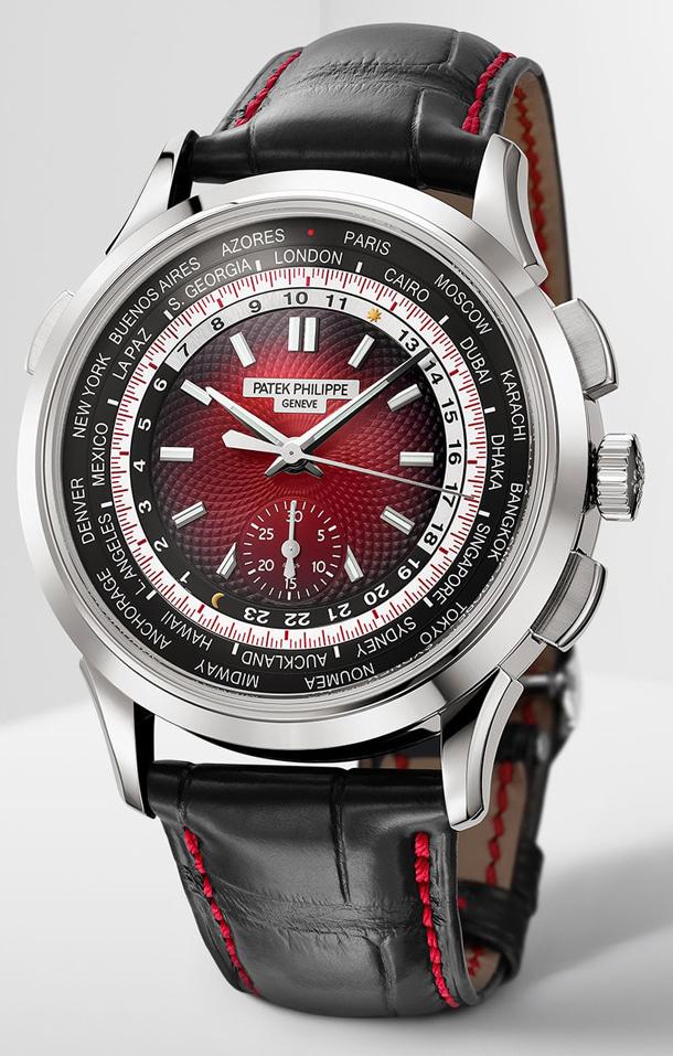 Patek Philippe World Time Chronograph-1