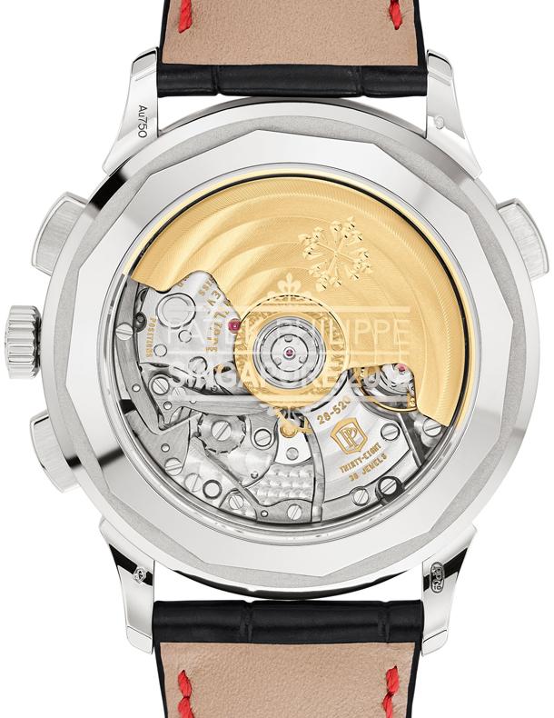 Patek Philippe World Time Chronograph-3