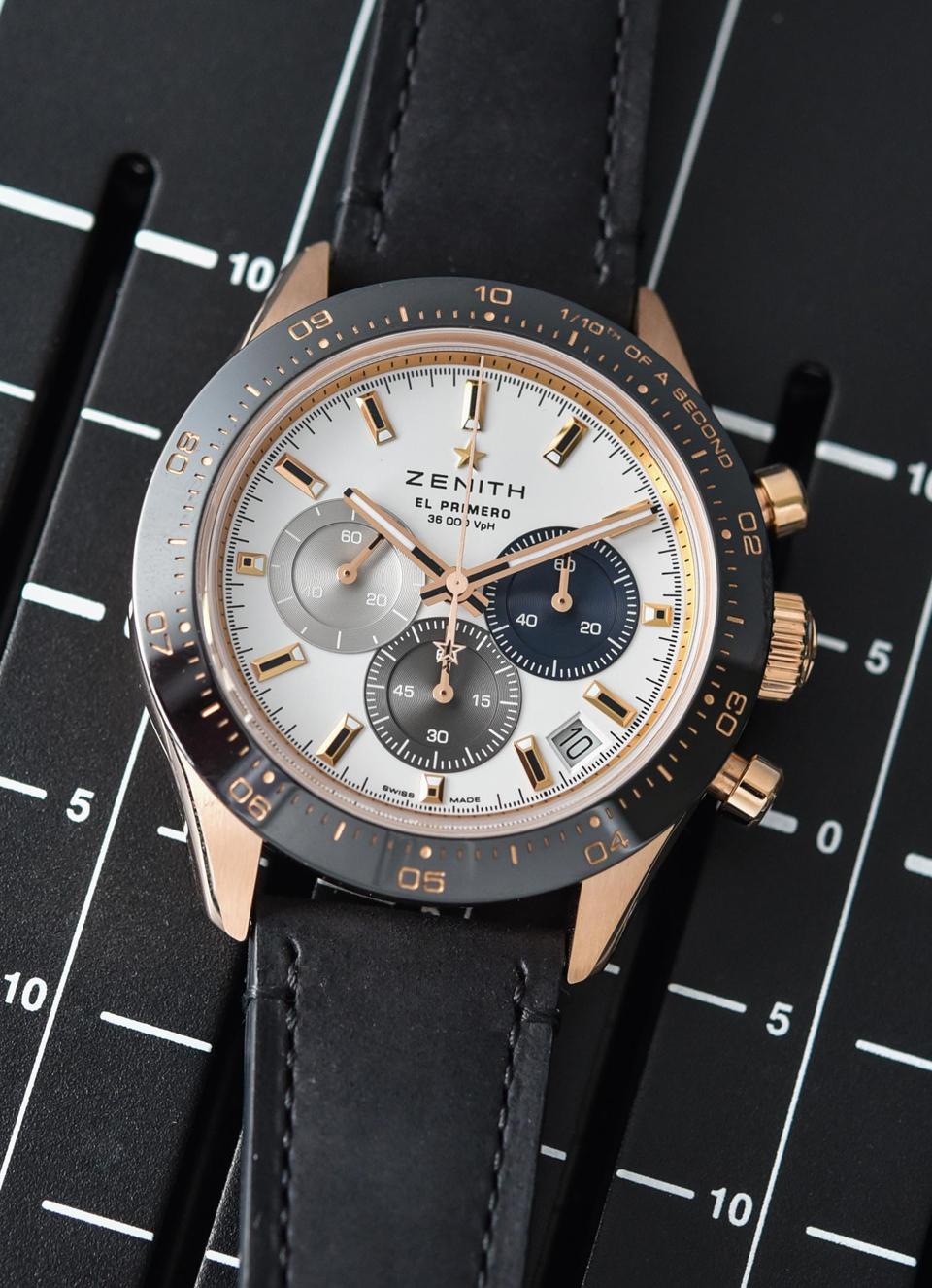 Zenith-Chronomaster-Sport-Rose-Gold-Hands-on-9