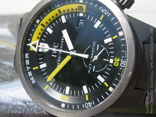 IWC GST Deep One
