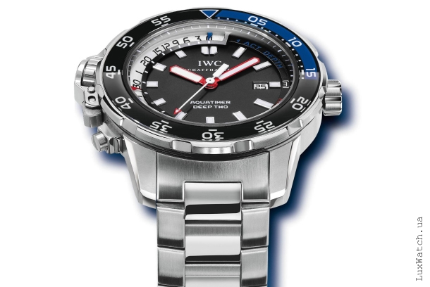 IWC Aquatimer Deep Two