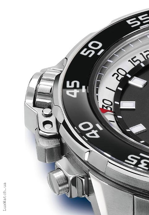 IWC Aquatimer Deep Two Depth Gauge