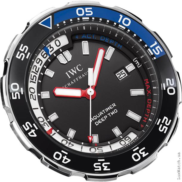 IWC Aquatimer Deep Two Dial