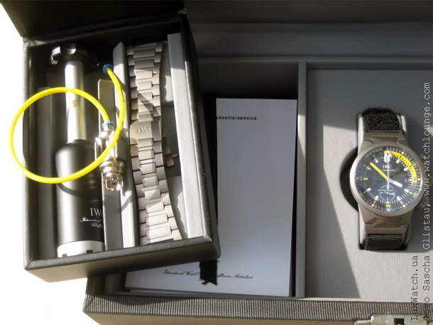 IWC GST Deep One Complect
