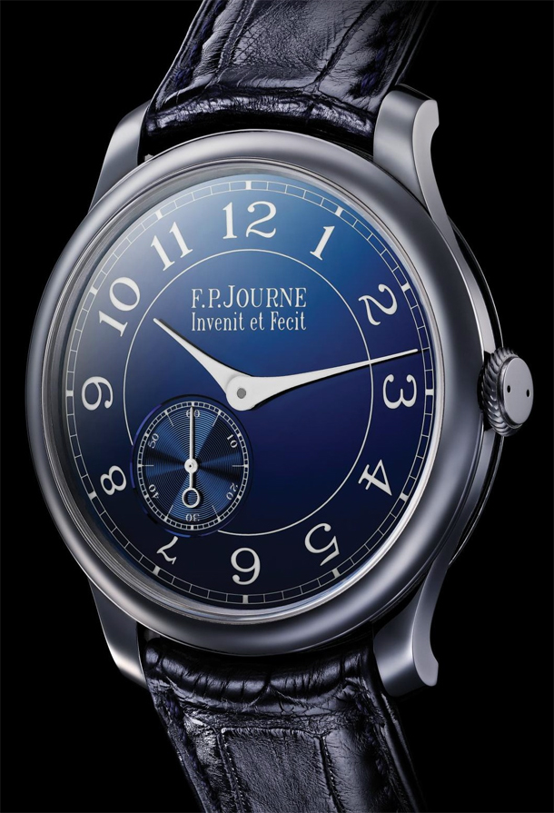 5 F.P. Journe Chronometre Bleu