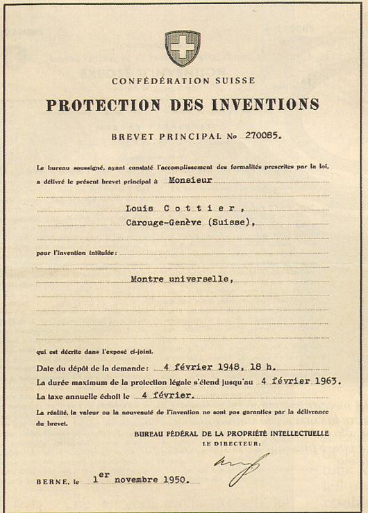 1_Cottier Patent