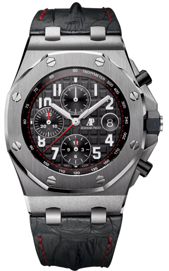 SIHH 2014 Audemars Piguet Royal Oak Offshore 42mm (Ref 26470)/Audemars-Piguet-ROO-Black-Red-42mm-26470ST.OO_.A101CR