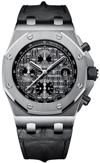 SIHH 2014 Audemars Piguet Royal Oak Offshore 42mm (Ref 26470)/Audemars-Piguet-ROO-Elephant-26470ST.OO_.A104CR