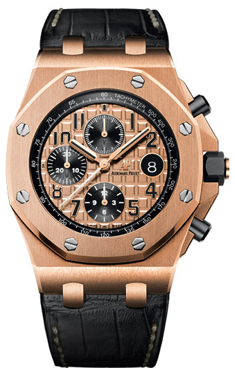 SIHH 2014 Audemars Piguet Royal Oak Offshore 42mm (Ref 26470)/Audemars-Piguet-ROO-Pink-Gold-Black-Subs-26470OR.OO_.A002CR