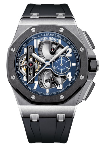 SIHH 2014 Audemars Piguet Royal Oak Offshore Tourbillon Chronograph/Audemars-Piguet-Royal-Oak-Offshore-Tourbillon-Chronograph