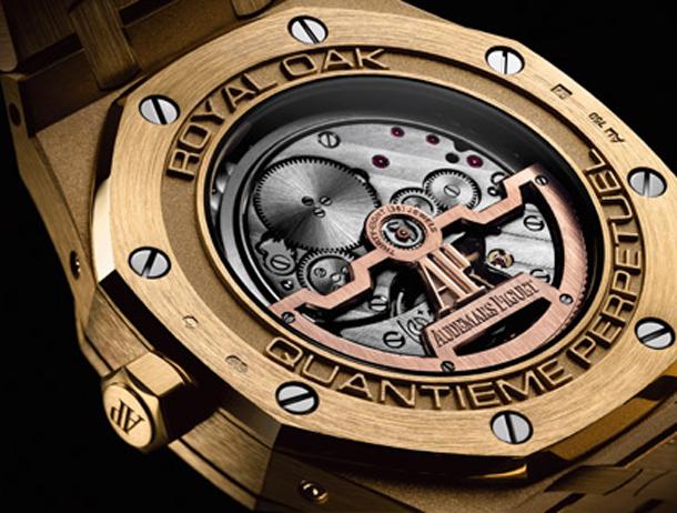 Audemars Piguet Royal Oak Perpetual Calendar копия часы