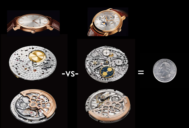 Audemars Extra-Thin Watches