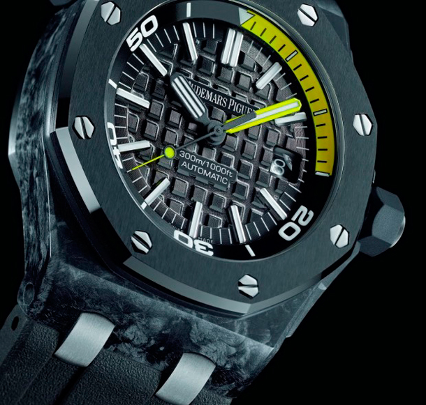 Audemars-Piguet-ROO-Diver-Forged-CARBON