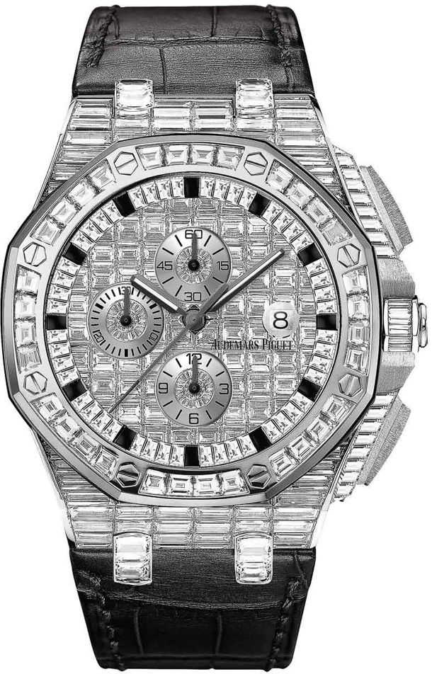 Audemars-Piguet-Royal-Oak-Full-Pave-Diamond-Watch-2015-3