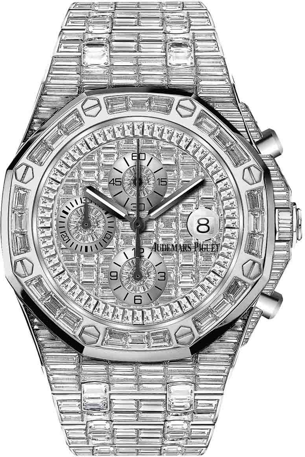 Audemars-Piguet-Royal-Oak-Full-Pave-Diamond-Watch-2015-6