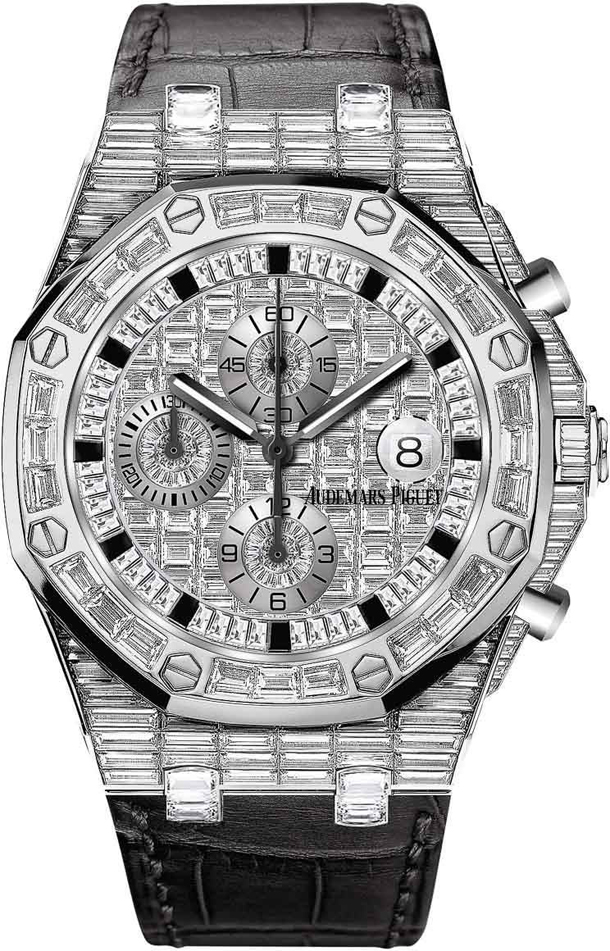 Audemars-Piguet-Royal-Oak-Full-Pave-Diamond-Watch-2015-7
