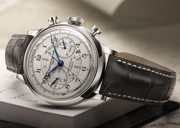 baume-et-mercier-capeland-chronograph-stainless-steel-automatic-watch