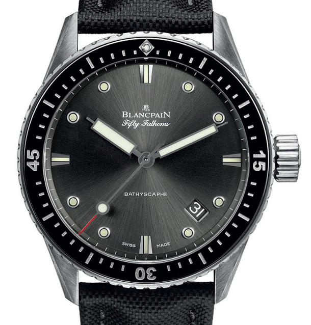 Bathyscaphe/Blancpain-Fifty-Fathoms-Bathyscaphe-Watch
