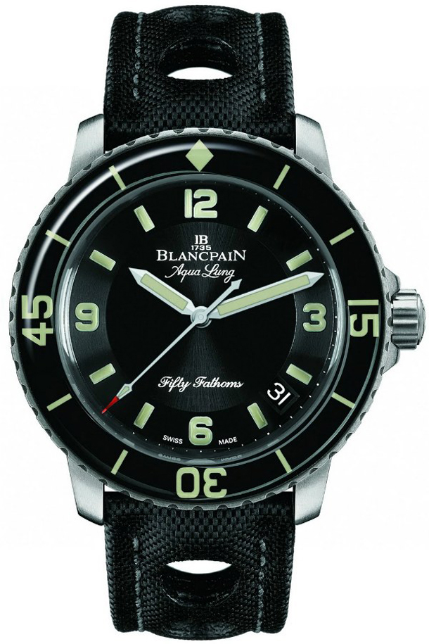 BLANCPAIN-Fifty-Fathoms-Tribute-to-Fifty-Fathoms-Aqua-Lung-watch
