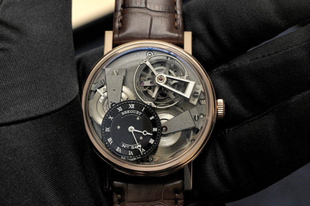 Tradition Breguet 7067 GMT-1