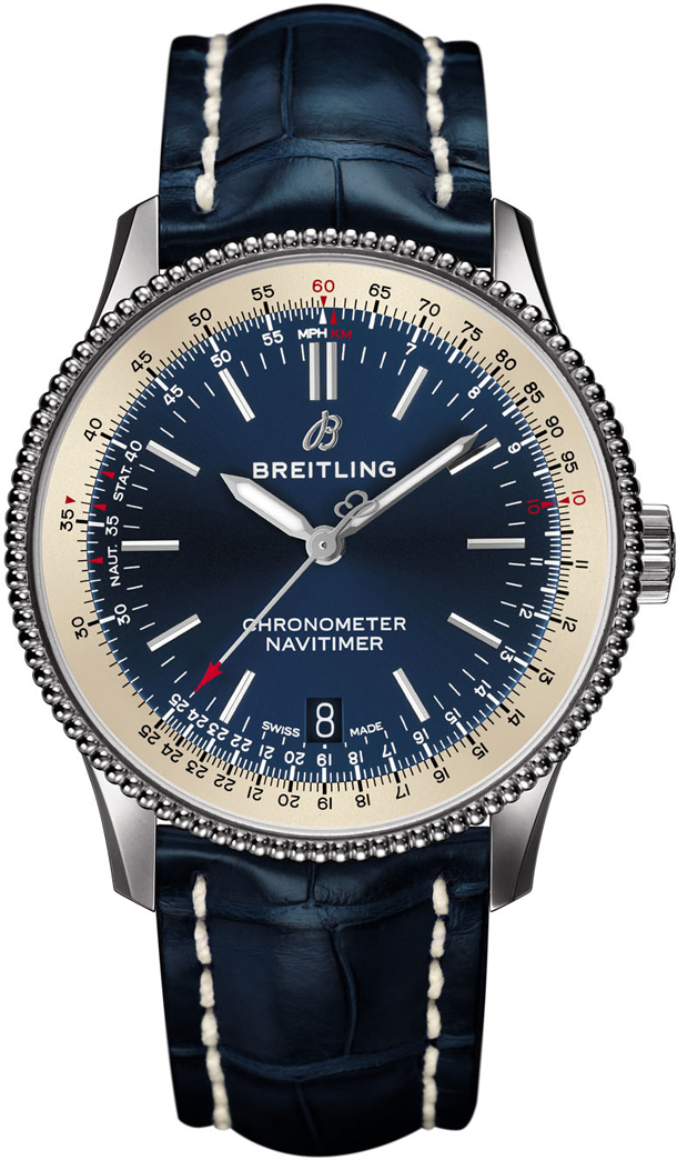 Breitling-Navitimer-1-Automatic-38-time-only-baselworld-2018