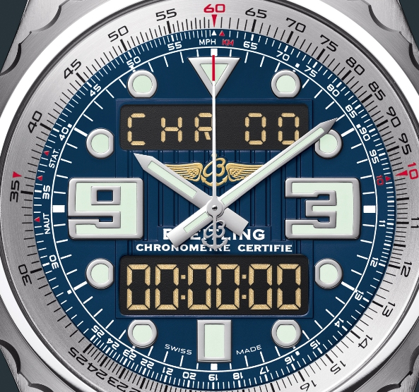 breitling-chronospace-blue-steel-mesh