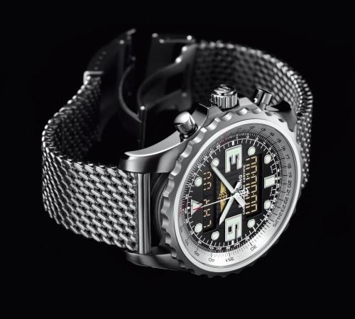 breitling-chronospace-steel-bracelet-black-dial
