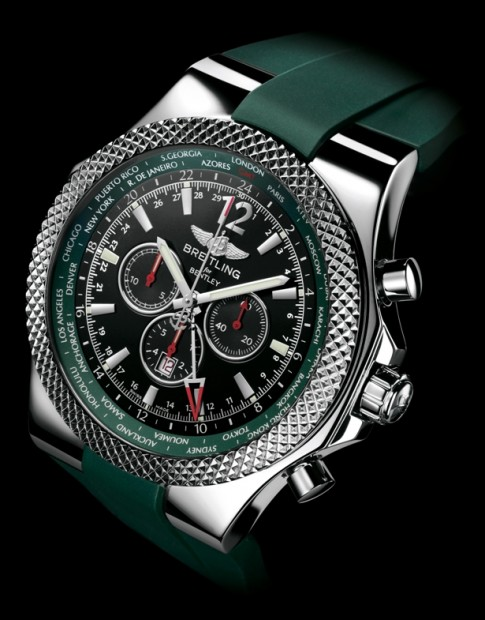 Breitling-Bentley-GMT-Chronograph-Limited-Edition