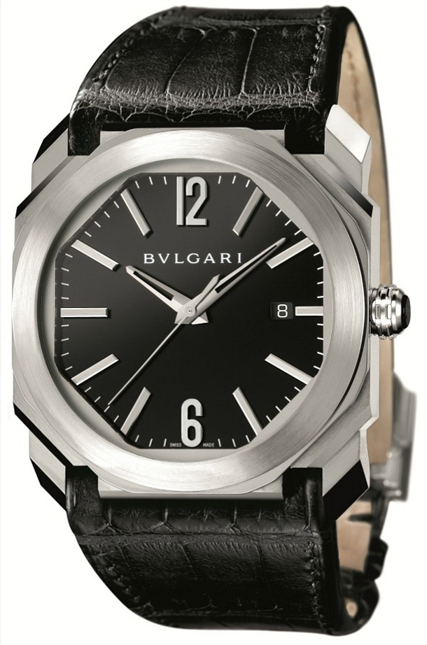 Bulgari-Octo-steel-watch