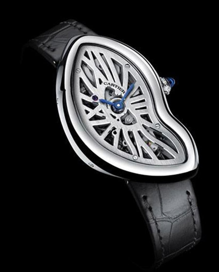 Cartier-Crash-Skeleton-wristwatch-thumb