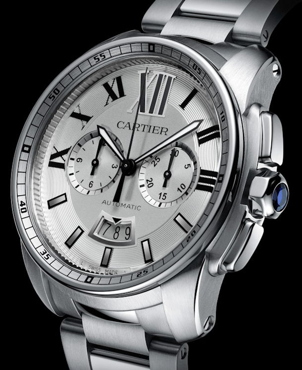 Cartier-Calibre-Chronograph-Steel-Manufacture-Movement