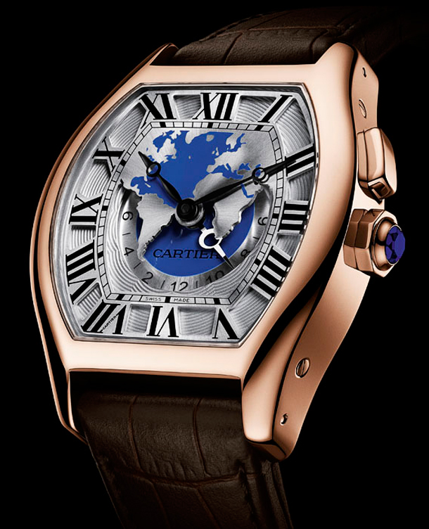 Cartier-Tortue-Worldtime-Red-Gold