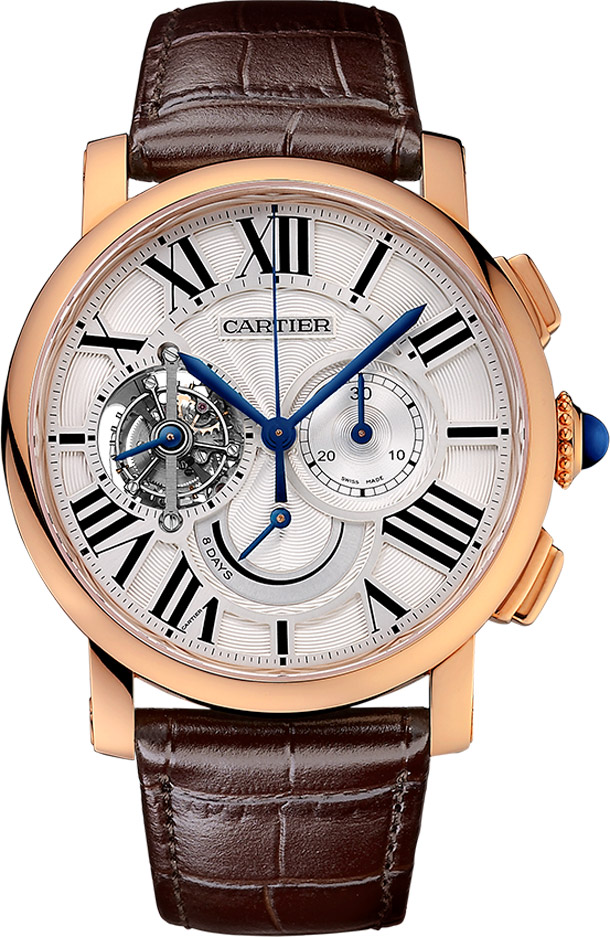 Cartier-Rotonde-de-Cartier-Tourbillon-Chronograph-Watch
