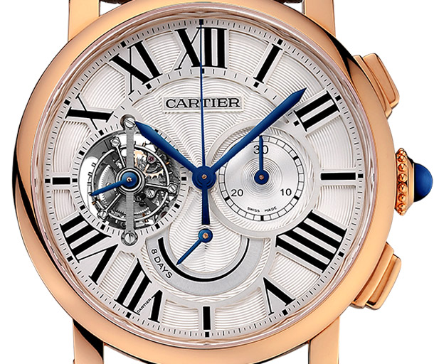 Cartier-Rotonde-de-Cartier-Tourbillon-Chronograph-Watch.