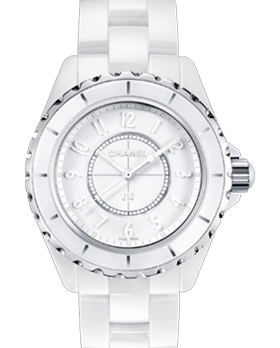 J12 White Phantom Courtesy of Chanel