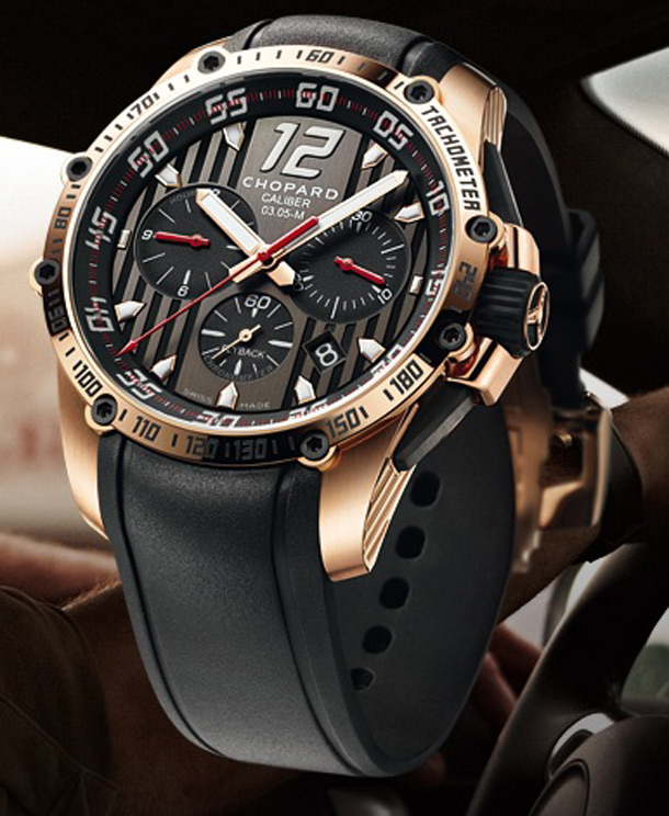 Chopard-Supefast-Chronograph-Red-Gold