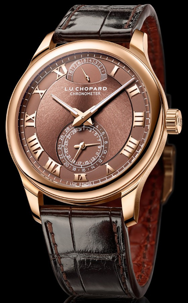 Chopard-LUC-Quattro-rose-gold-brown