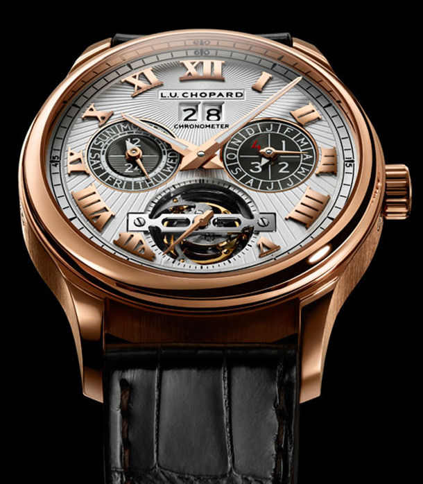 Chopard-L.U.C-Perpetual-T-mens-watch-with-tourbillon