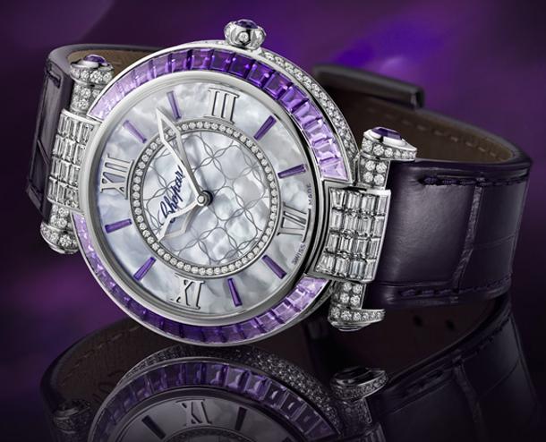 Chopard-IMPERIALE-Joaillerie-Amethyste-watch