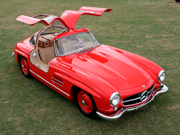 Mercedes-Benz-300-SL-Gullwing-Coupe