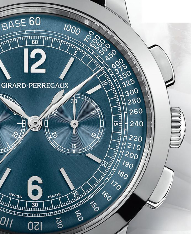 girard-perregaux-1966-blue-chronograph-close