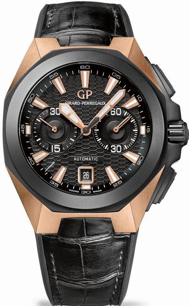 Girard-Perregaux-Vintage-Chrono-Hawk-Pink-Gold-1