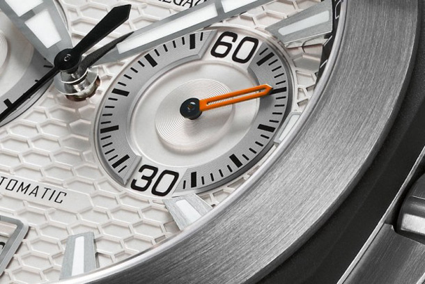 Girard-Perregaux-Chrono-Hawk-Silver-Dial-Closeup