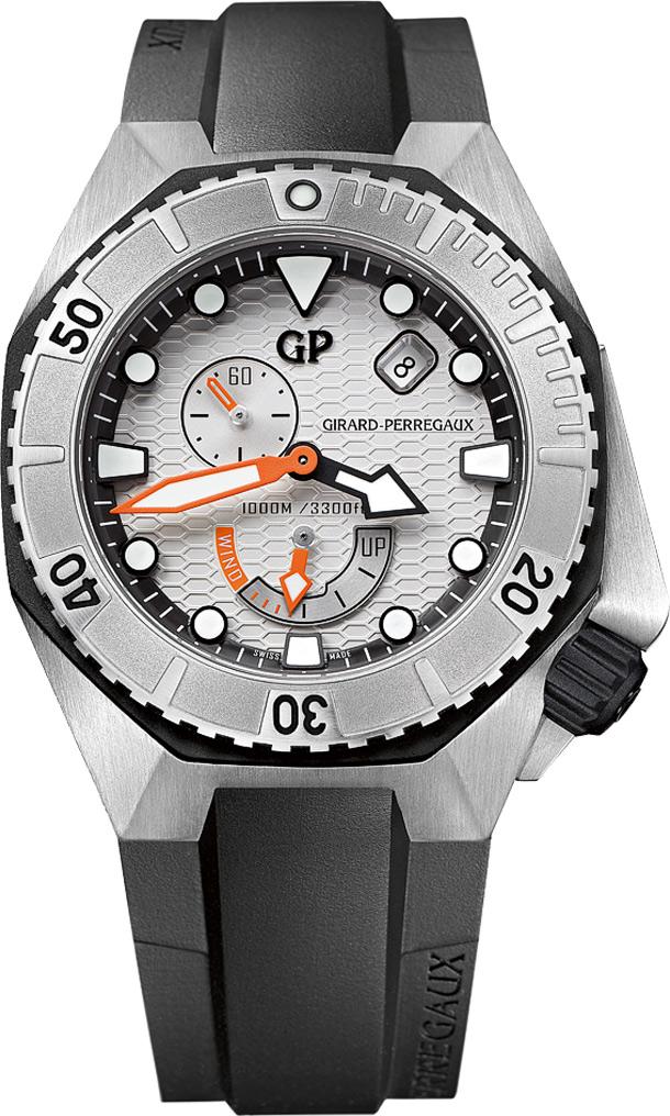 Girard-Perregaux-Sea-Hawk-Silver-Dial