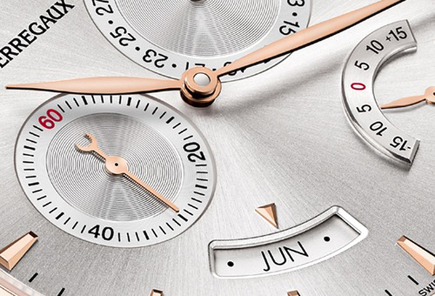 Girard-Perregaux-1966-Minute-Repeater-Annual-Calendar-Equation-Of-Time-Dial-Closeup