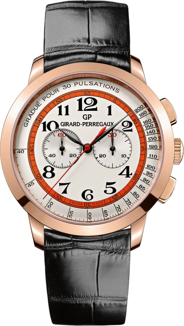 Girard-Perregaux-1966-Pulsometer-Watch-Rose-Gold
