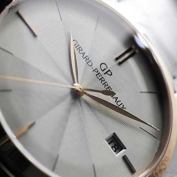 Girard-Perregaux-1966-Guilloche-dial