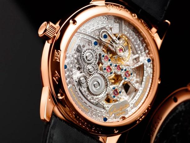 Элитные немецкие часы