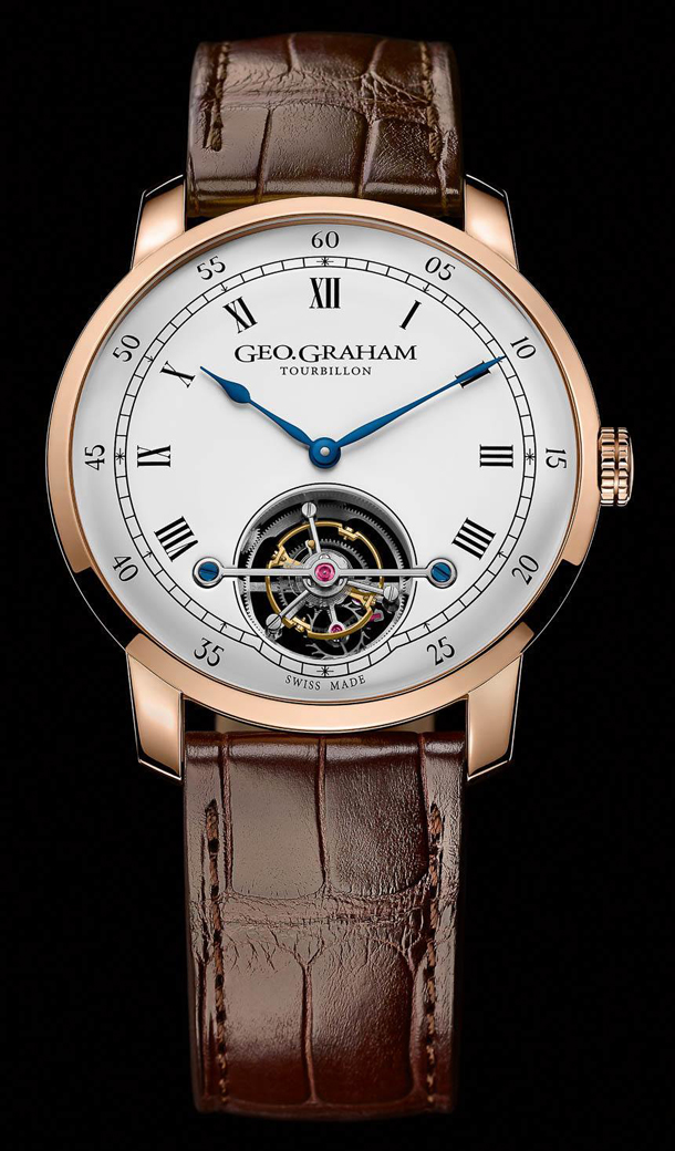 Geo.Graham-Tourbillon